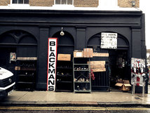 倫敦 London | Blackmans Shoes 真皮...