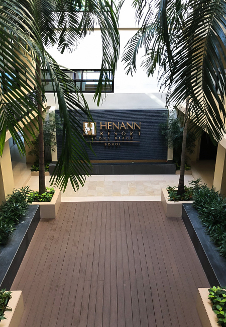 菲律賓薄荷島-超優質五星飯店推薦~Henann Resort Alona Beach