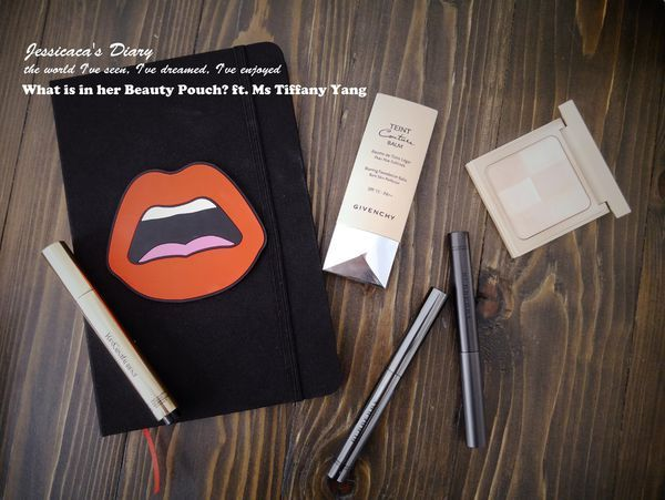<特務>♥♥What's in her Beauty Pouch? ft. Ms Tiffany Yang♥♥