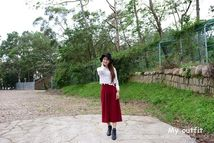【NO.4 Day outfit 】LOOK LOOK入秋:...