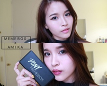 Make up |MEMEBOX x AMIKA 2015秋...